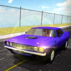 Driving Extreme Muscle Car icon