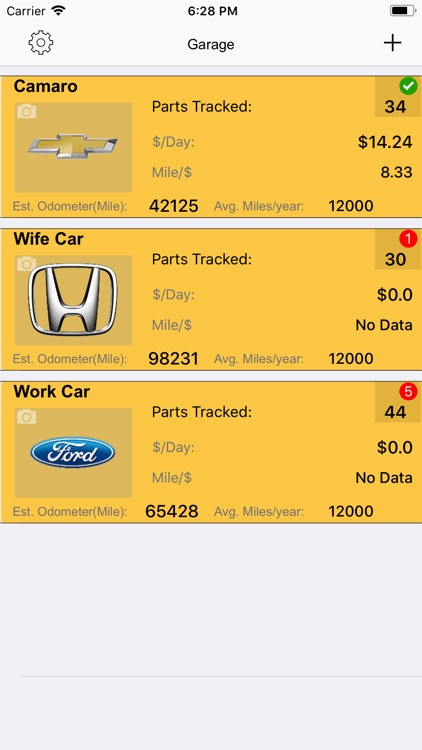 ServiceAlert Car Repair & Cost screenshot-0