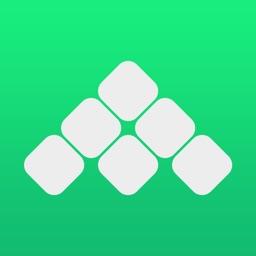 hyperPad Visual Coding on iPad