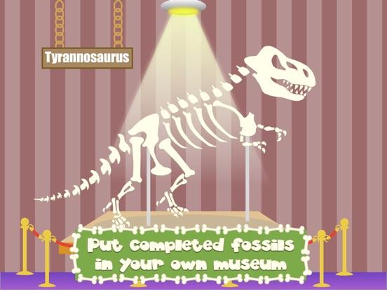 Dino Fossil Dig - Jurassic Fun для iPad