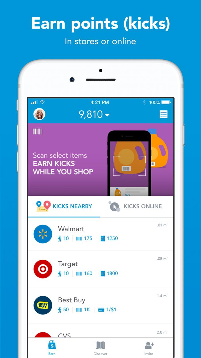 Shopkick - Shopping Rewards Screenshot