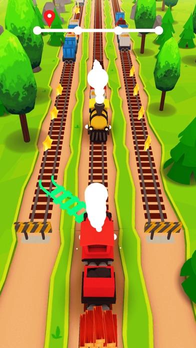 Rush Track Express screenshot 2