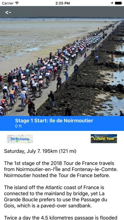 VR Guide: Tour de France 2018 screenshot-3