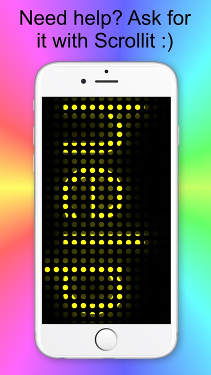 Scrollit: display scrolling