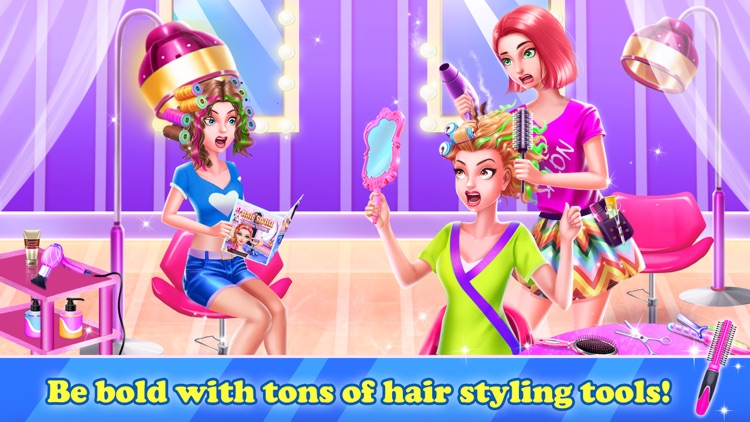 Hair Stylist Fashion Salon 2 screenshot-0