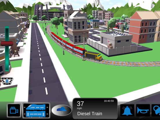 Kids Train Simのおすすめ画像1