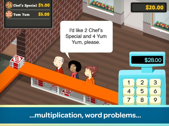 Motion Math for schools Screenshot 3