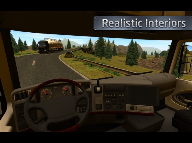 Euro Truck Evolution Sim On The App Store
