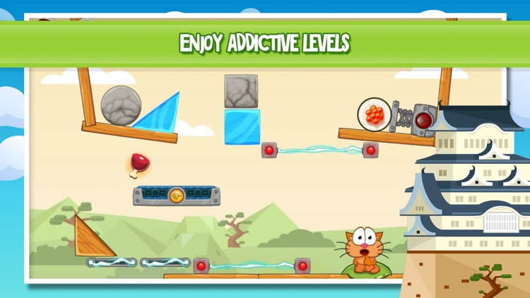 Hungry cat: puzzle for family screenshot-3