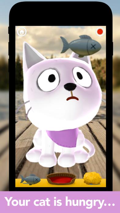 Fiete Cats AR screenshot three