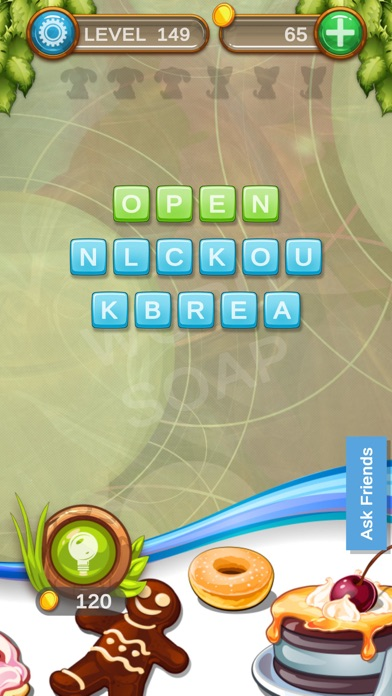 Word Soap HQ - Connect Words screenshot 5