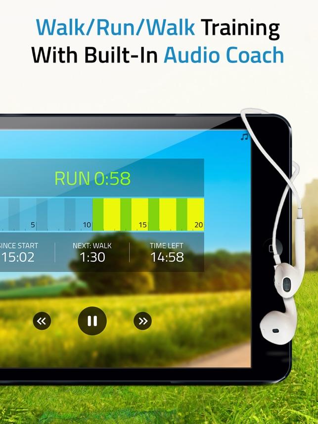 10K Runner, Couch to 10K Run Screenshot