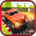 Clásico ruso rampage coche - mad death racer sim icon