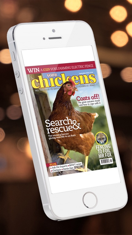 Your Chickens Magazine