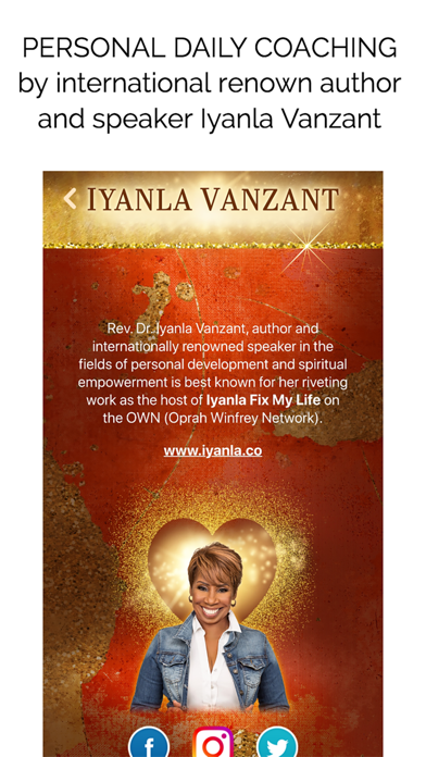 Awakenings with Iyanla Vanzant screenshot 2