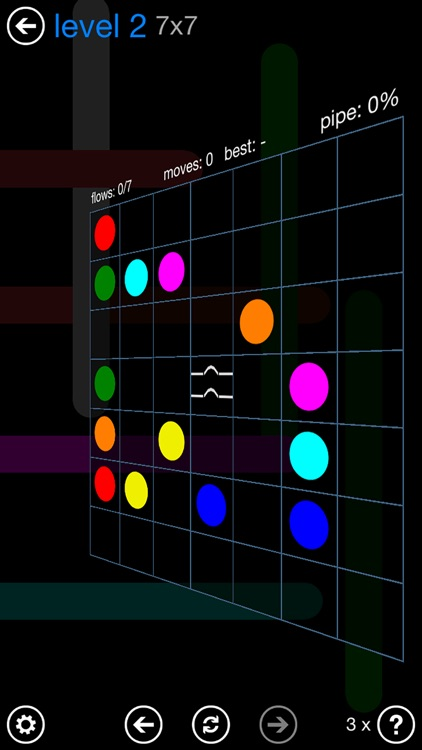 Flow Free: Bridges screenshot-4