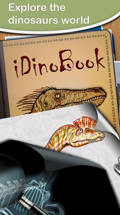 Dinosaur Book: iDinobook screenshot-0