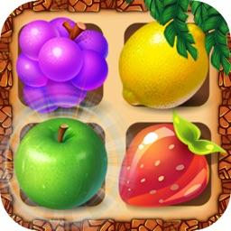 Happy Fruit Match