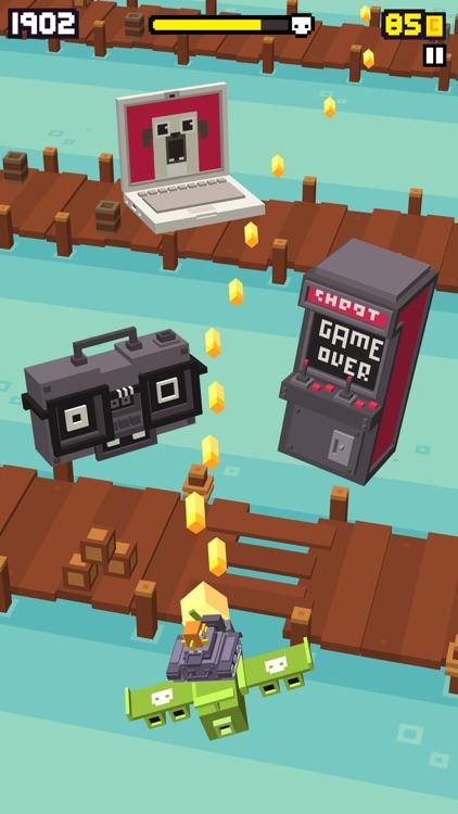 Shooty Skies - Endless Arcade Flyer screenshot-4