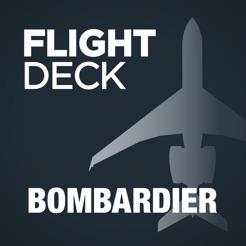 Bombardier Flight Deck on the App Store