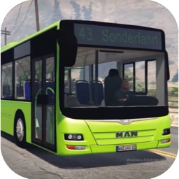 Real City Bus Driving Sim
