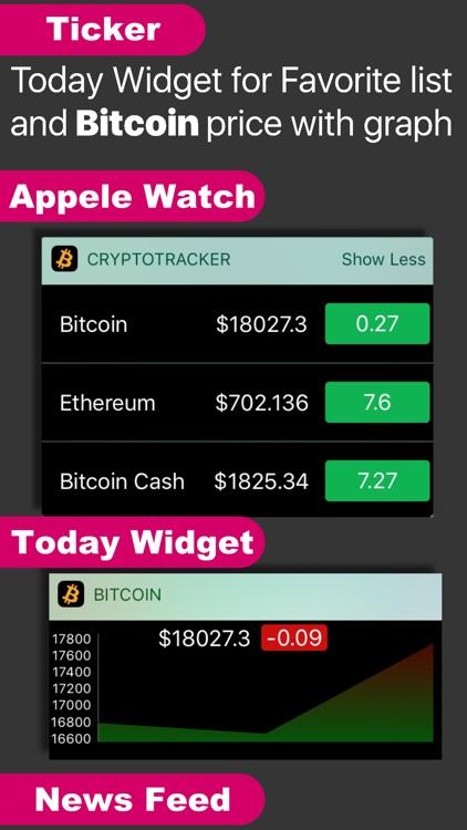 Crypto Tracker Pro