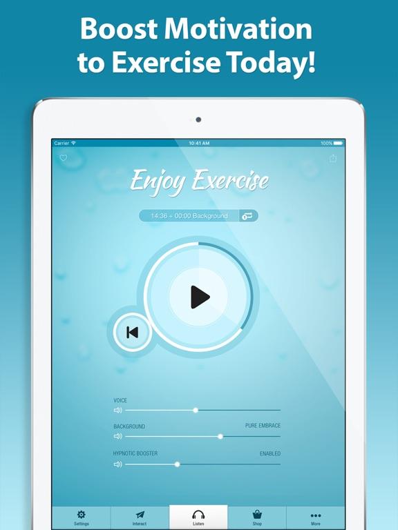 Screenshot #4 pour Enjoy Exercise Hypnosis PRO