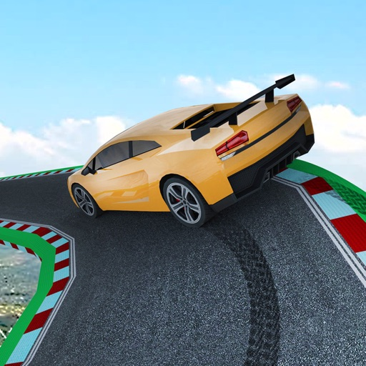 Muscle Car Impossible Drive iOS App
