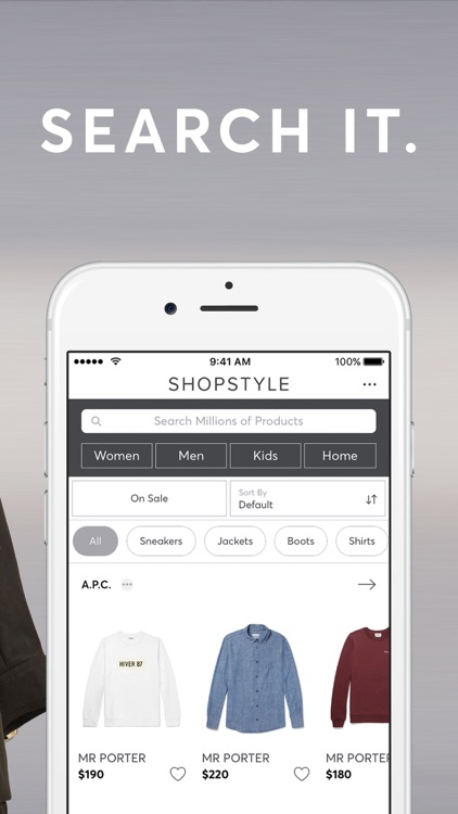 ShopStyle: Fashion & Lifestyle
