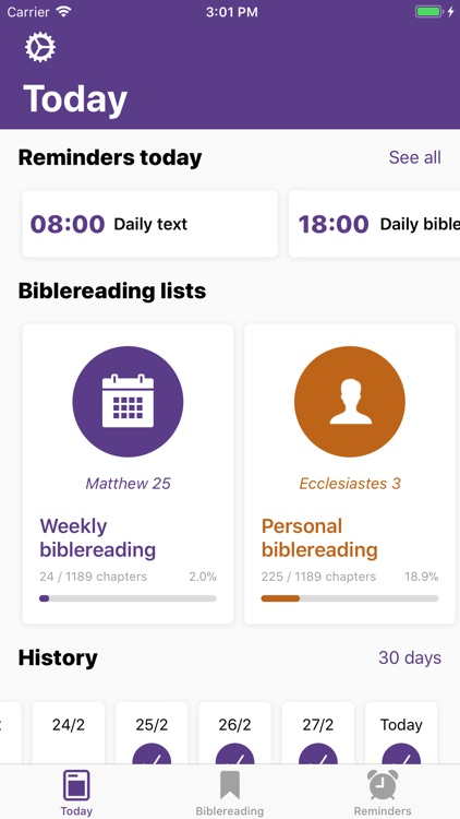 Bible Study Tool