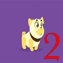 Dog Stickers 2 - Sid Y