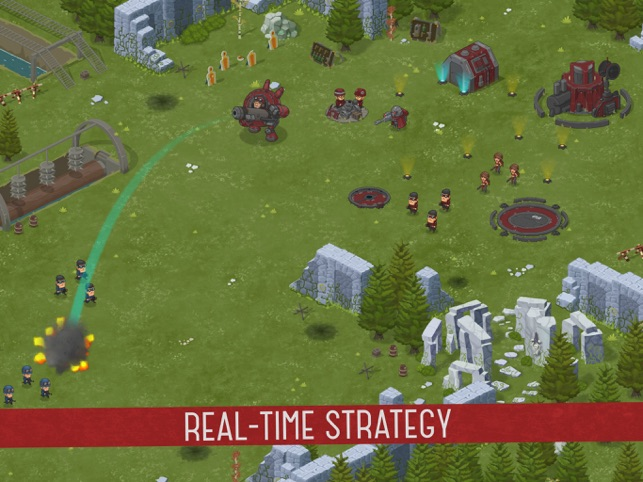 ‎War Alert: Red Lords Screenshot