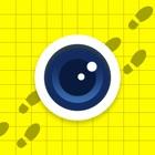 Geotag Cam – add geofilters icon