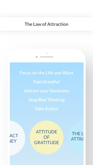 Law of Attraction Meditation on the App Store