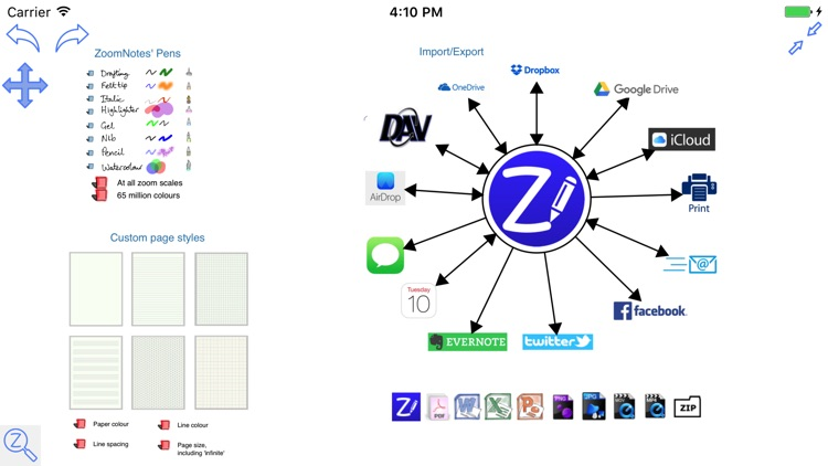 ZoomNotes screenshot-2