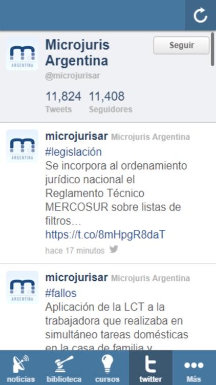 Microjuris.com al Día - AR
