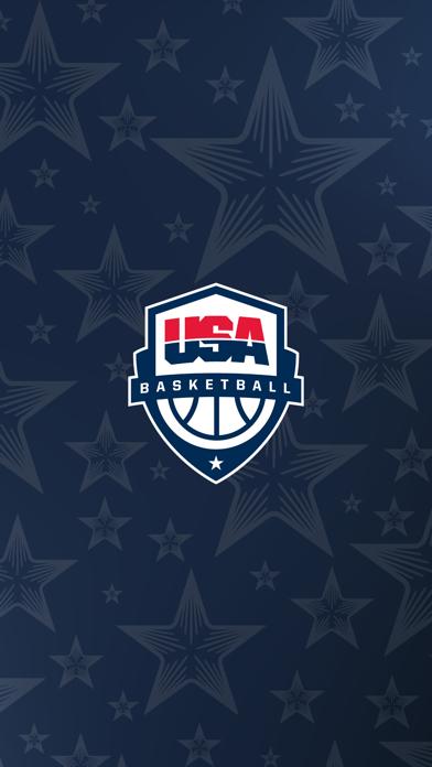 Screenshot #1 pour USA Basketball