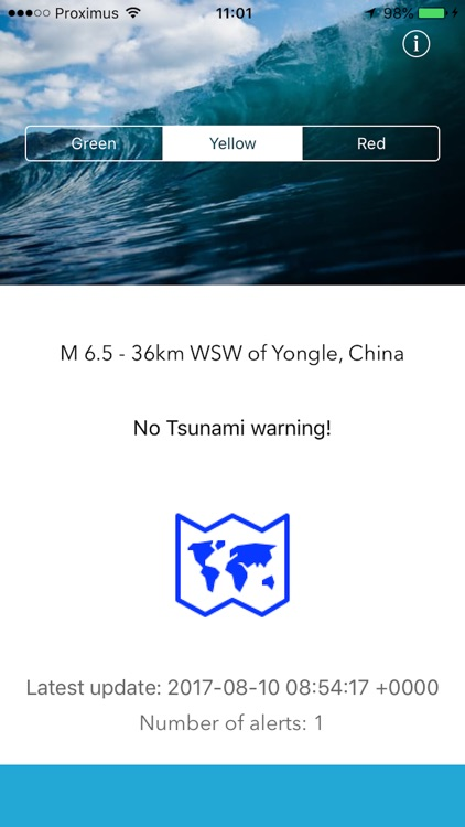Alert Tsunami screenshot-2