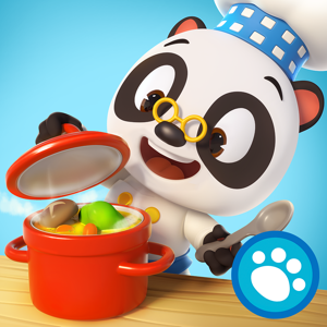 Dr. Panda Restaurant 3 Education app
