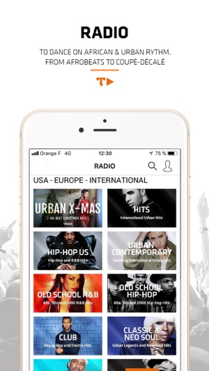 TRACE Play, Proudly Afro-Urban on the App Store