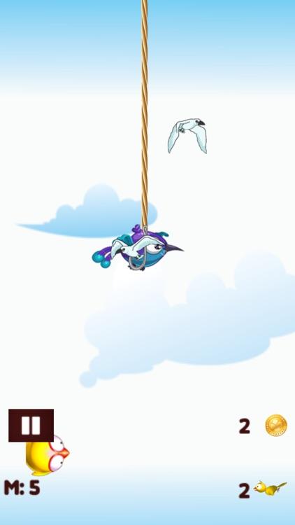 Ninja Hunting Birds screenshot-3