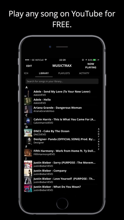 Musictrax - Unlimited Music screenshot-4