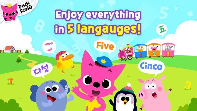Pinkfong 123 Numbers screenshot-4