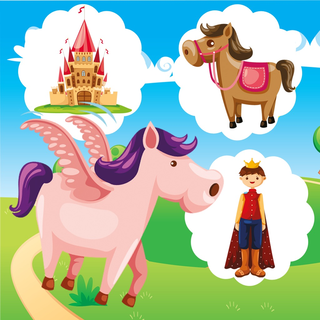 Animated Animal Memo Game For Kids And Babies! For Free: Educational Training App For The Whole Family. Remember Me&Learn to Memorize Horses & Princess hack
