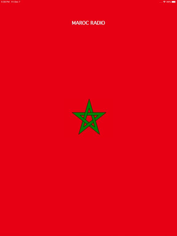 Maroc Radios - إذاعات مغربية-ipad-2