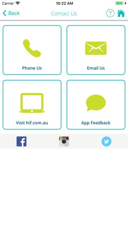 HIF Member App screenshot-4