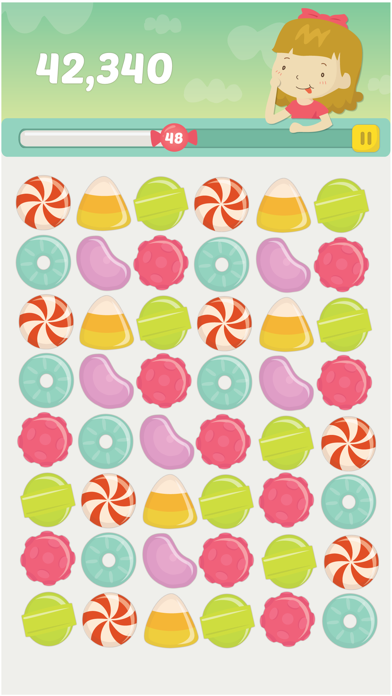 Candy Smasher Screenshot on iOS
