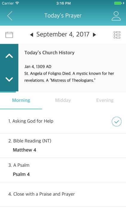 365-Day Prayer Plan screenshot-4