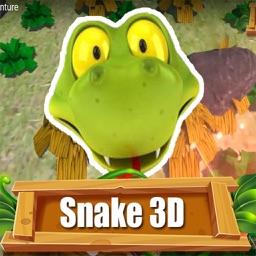 Snake 3D Adventure