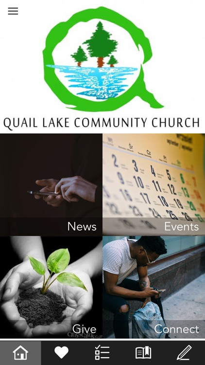 Quail Lake Community Church screenshot-1